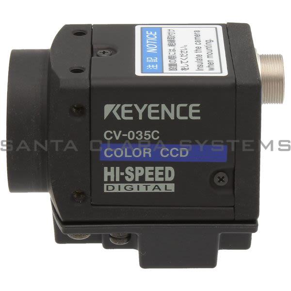 Keyence CV-035C Flow Sensor Product Image