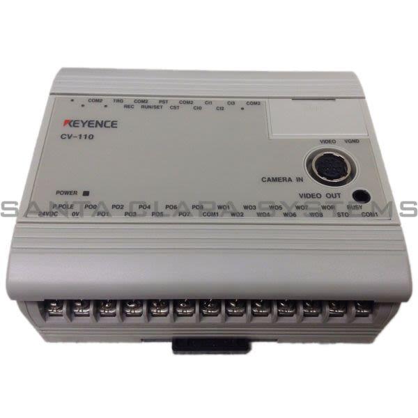 Keyence CV-110 Image Sensor/Controller Product Image