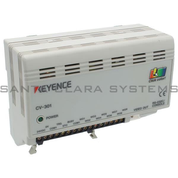 Keyence CV-301 Controller Product Image