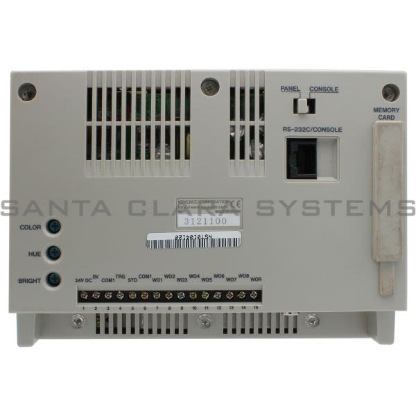 Keyence CV-751 Controller Display Assembly Vision System Product Image