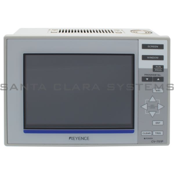 Keyence CV-751P Operator Interface Product Image
