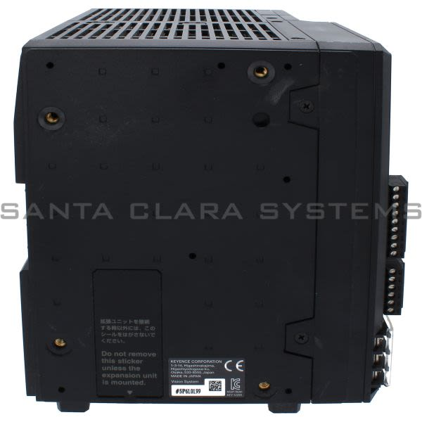 Keyence CV-X252F High Speed Controller Product Image