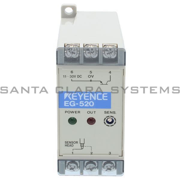 Keyence EG-520 High Accuracy Positioning Sensor Product Image