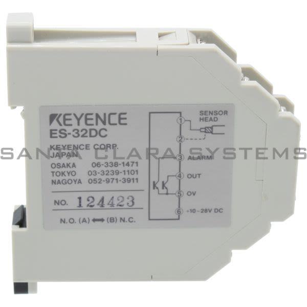 Keyence ES-32DC Proximity Switch Product Image