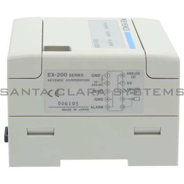 Keyence EX-201 Gauging Sensor Product Image