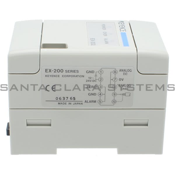 Keyence EX-202 Sensor Head Controller Product Image