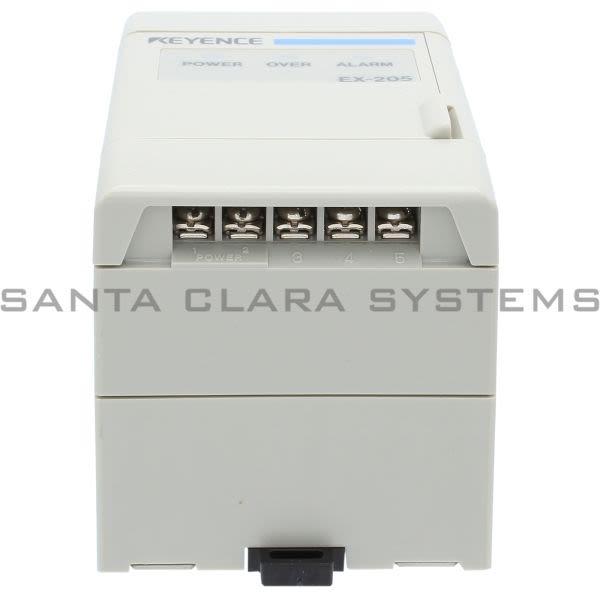 Keyence EX-205 Inductive Sensor Amplifier Product Image