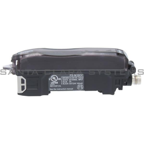 Keyence FS-N15CP Sensor Product Image