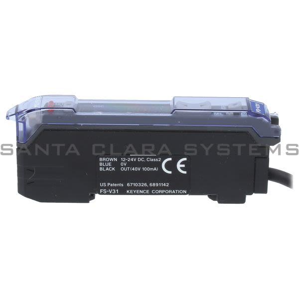 Keyence FS-V31 Photoelectric Fiber Optic Product Image