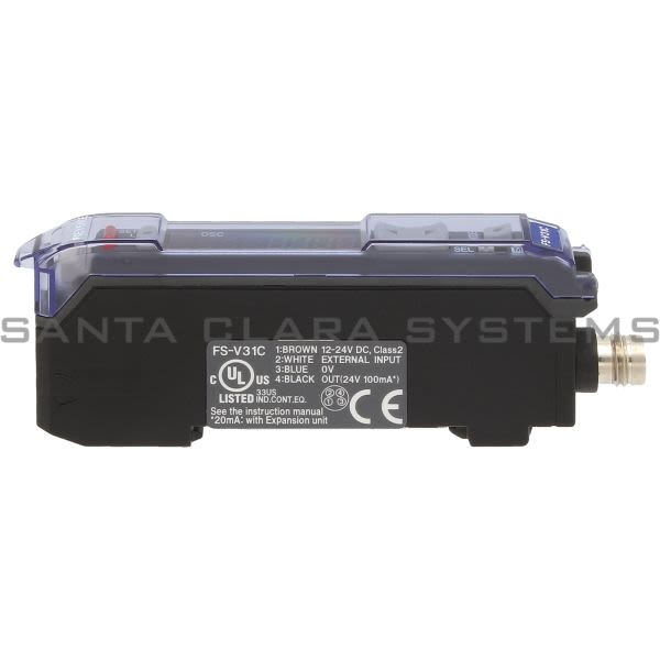 Keyence FS-V31C Fiber Optic Amplifier Product Image