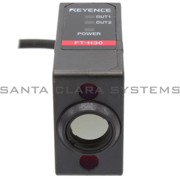 Keyence FT-H30 Sensor Product Image