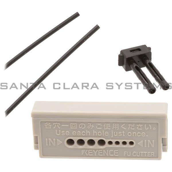 Keyence FU-52TZ Fiber Optic Sensor Product Image