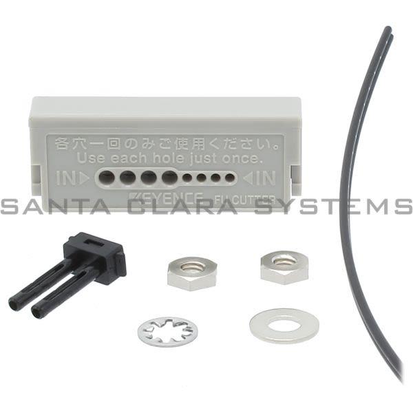 Keyence FU-66 Fiber Optic Sensor Head Product Image