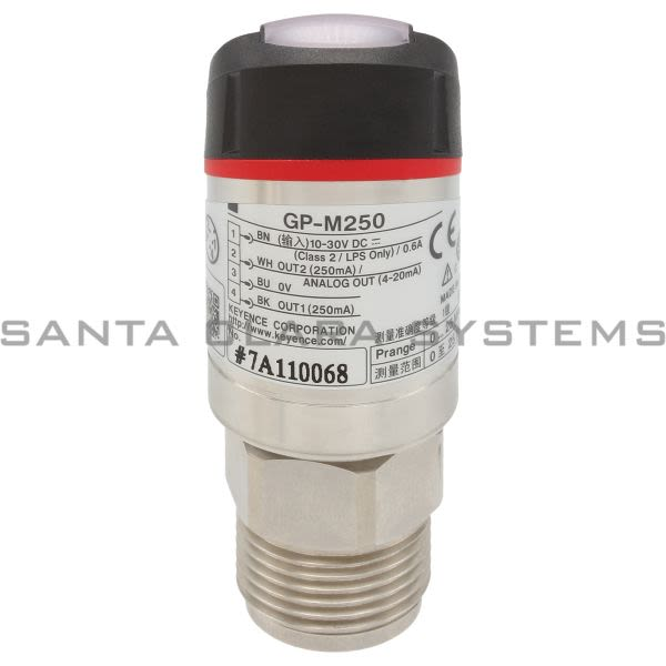 Keyence GP-M250 Pressure Sensor Product Image