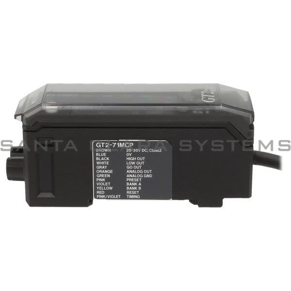 Keyence GT2-71MCP Sensor Product Image
