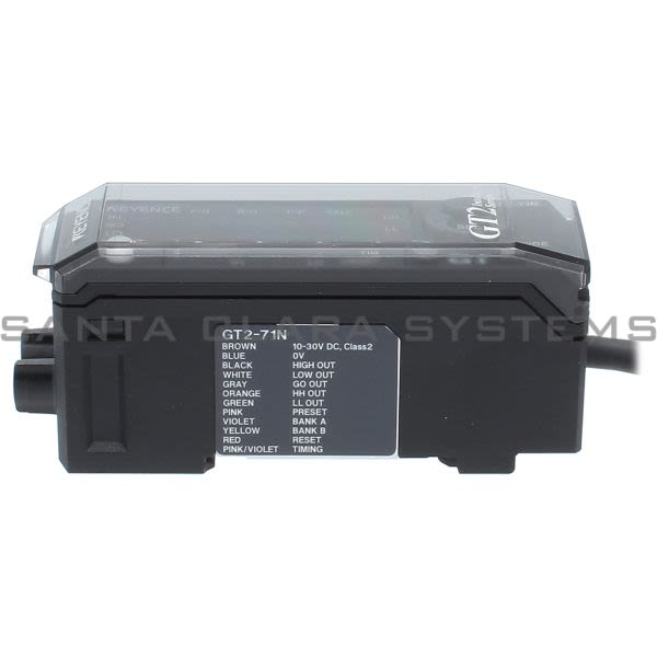 Keyence GT2-71N Contact Sensor Amplifier Product Image
