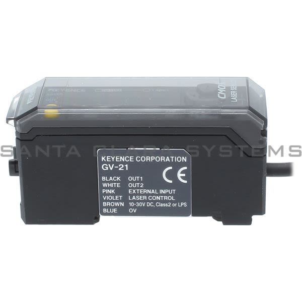Keyence GV-21 Laser Sensor Product Image