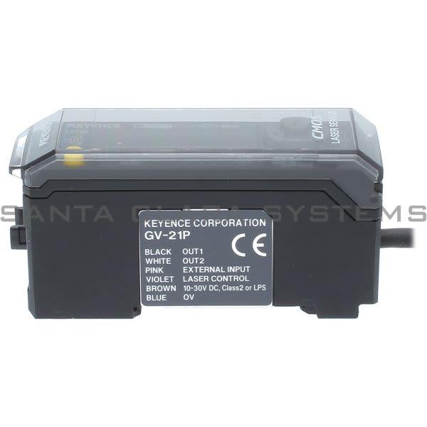 Keyence GV-21P Laser Sensor Product Image