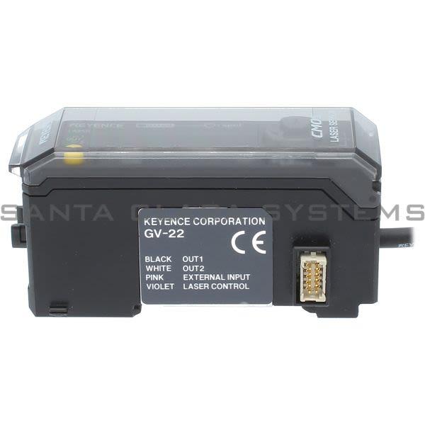 Keyence GV-22 Laser Sensor Product Image