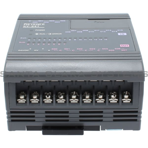 Keyence KV-24T Super-Small Programmable Logic Controller KV Series Product Image