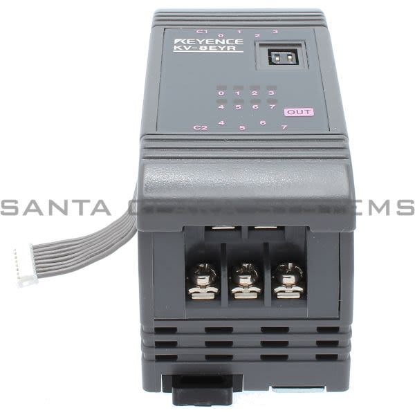 Keyence KV-8EYR Super Small PLC Product Image