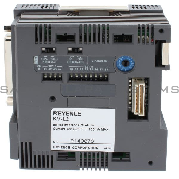 Keyence KV-L2 Serial Interface Module Product Image
