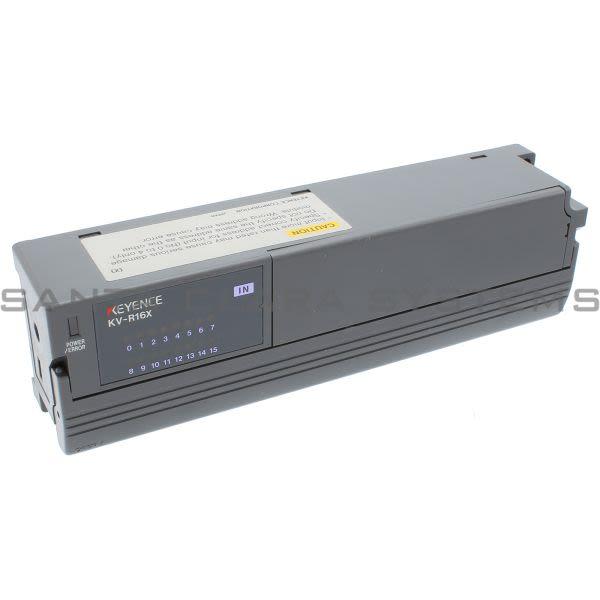 Keyence KV-R16X Terminal Input Module Product Image