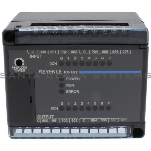 Keyence KX-16T Mini PLC Module Product Image