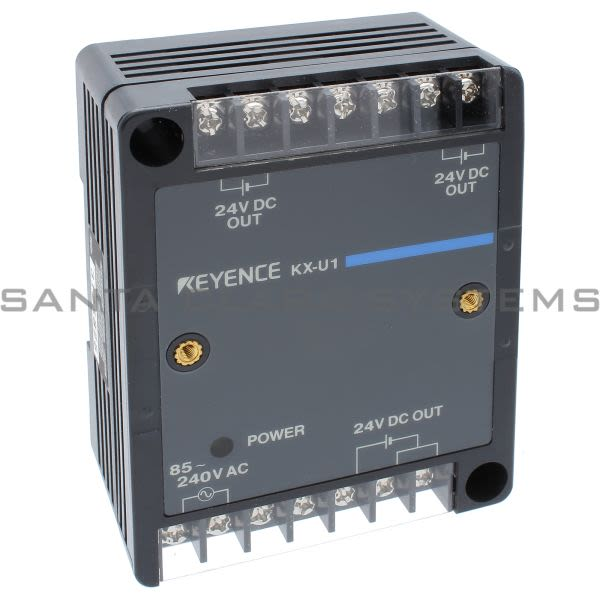 Keyence KX-U1  Power Supply Product Image