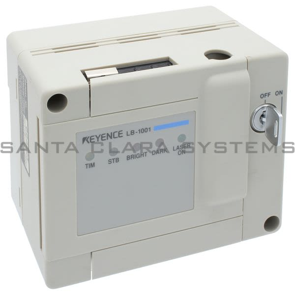 Keyence LB-1001 Laser Displacement Sensor Controlle Product Image