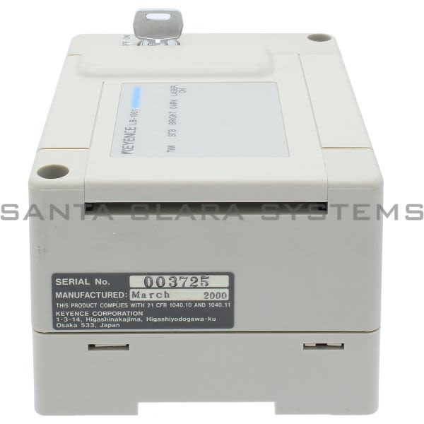 Keyence LB-1001 Laser Displacement Sensor Controlle Product Image