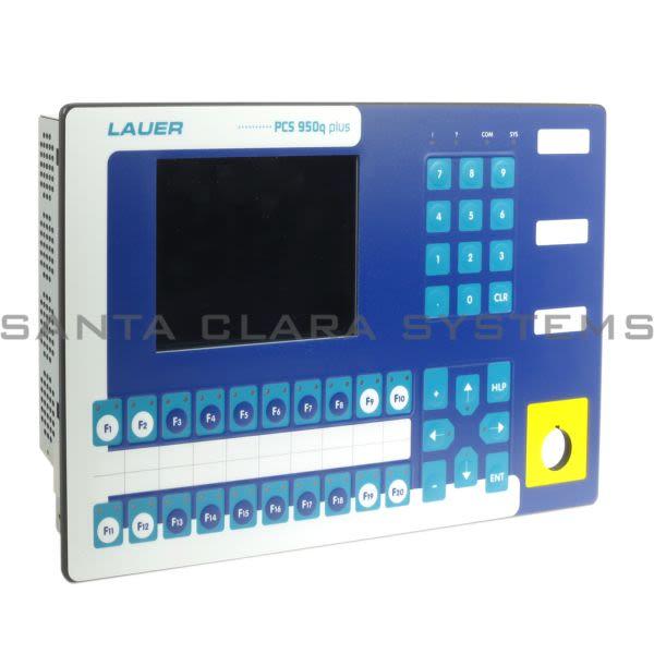 Lauer PCS950Q.M Operating Panel, PCS 950Q Plus MPI/PROFIBUS-DP Product Image