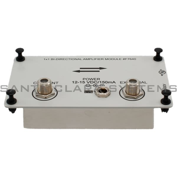 Legrand F7640 Video Amplifier Module Product Image