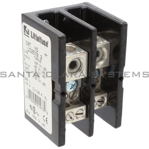 Littelfuse LD2570-2 Distribution Block Power 175amp 2Pole Product Image