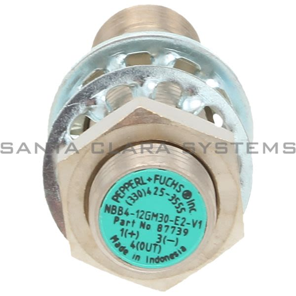 Pepperl+Fuchs NBB4-12GM30-E2-V1 Inductive Sensor Product Image