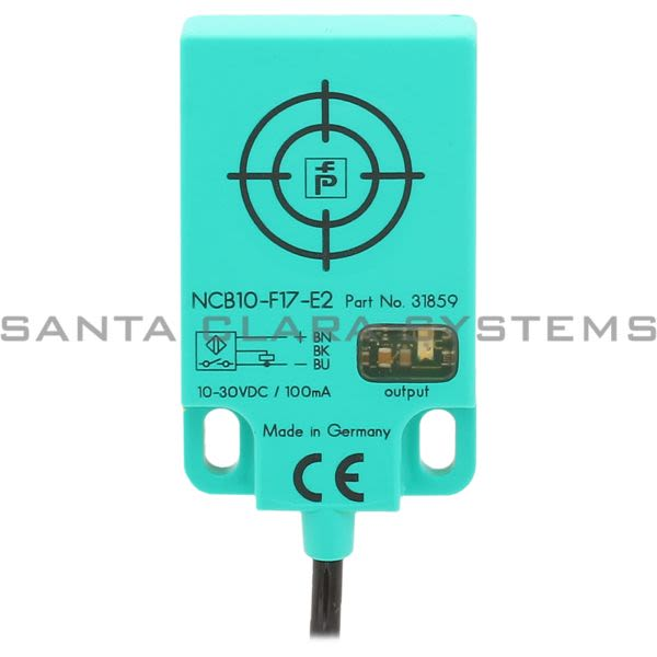 Pepperl+Fuchs NCB10-F17-E2-B560 904229 Sensor 10-30VDC 100ma Product Image