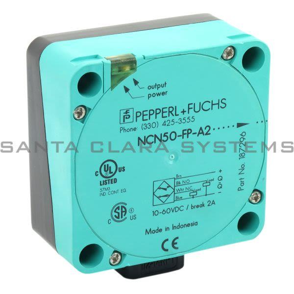 Pepperl+Fuchs NCN50-FP-A2-P4 Proximity Sensor Product Image