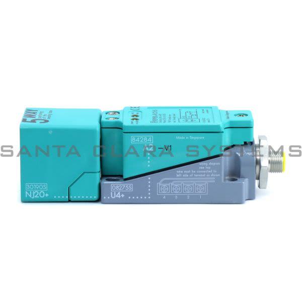 Pepperl+Fuchs NJ20-U4-A2-V1 Proximity Sensor | 092958 Product Image