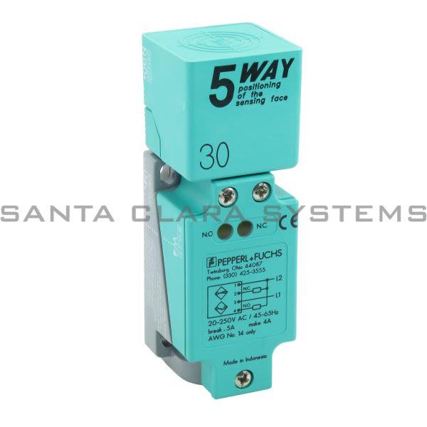 Pepperl+Fuchs NJ30-U4-W4-Y13196 Proximity Sensor   013196 Product Image