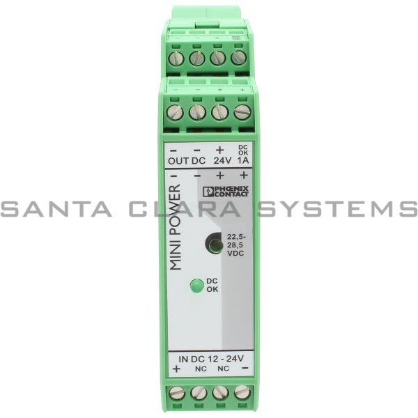 Phoenix Contact 2866284 DC/DC converters - MINI-PS- 12- 24DC/24DC/1 Product Image