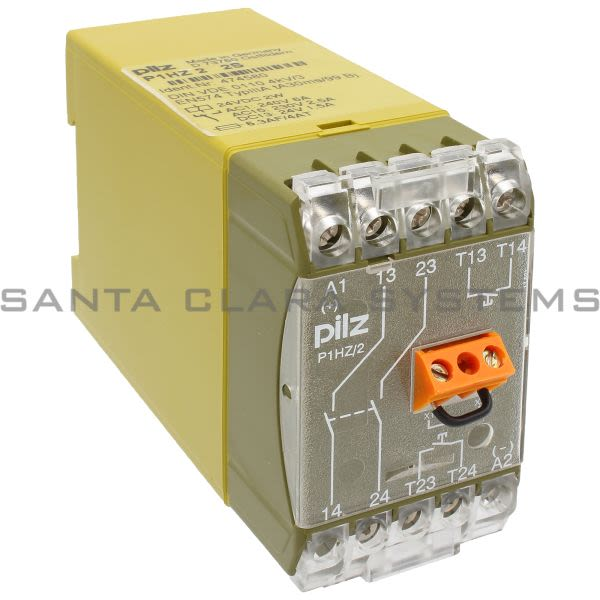 Pilz P1HZ22S-474580 Relay Two Hand Product Image