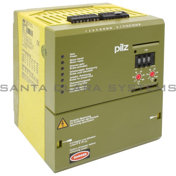 Pilz PKB220A200-240VAC-496780 injection Break Product Image