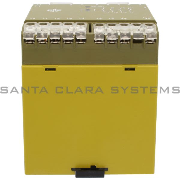 Pilz PNK24VDC3S1O-474025 Relay, Safety Product Image