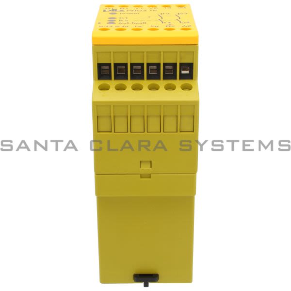 Pilz PNOZ16240VAC-24VDC2S-774067 Safety relay (standalone) Inputs: 1- / 2-channel wiring with detection of shorts across contacts Outputs: 2 N/O UB 240 V Product Image