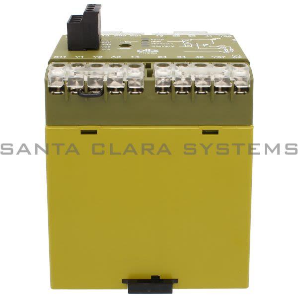 Pilz PNOZ824VDC-474760 Safety Relay Product Image