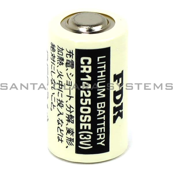 Sanyo CR14250SE-BATTERY Battery 3V Product Image
