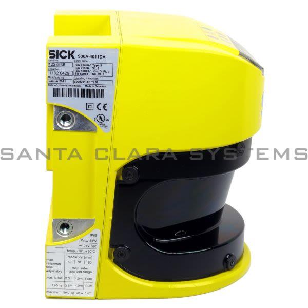 s30a 4011da safety laser scanner 1028936 sick in stock santa clara systems. Black Bedroom Furniture Sets. Home Design Ideas