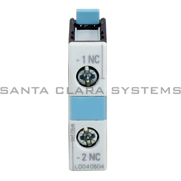 Siemens 3RH1921-1CA01 Contact Block | 3RH1921-1CA01 Product Image