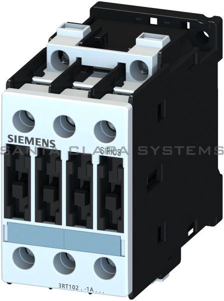 Siemens 3RT1025-1AC20 Contactor | Sirius | 3RT1025-1AC20 Product Image