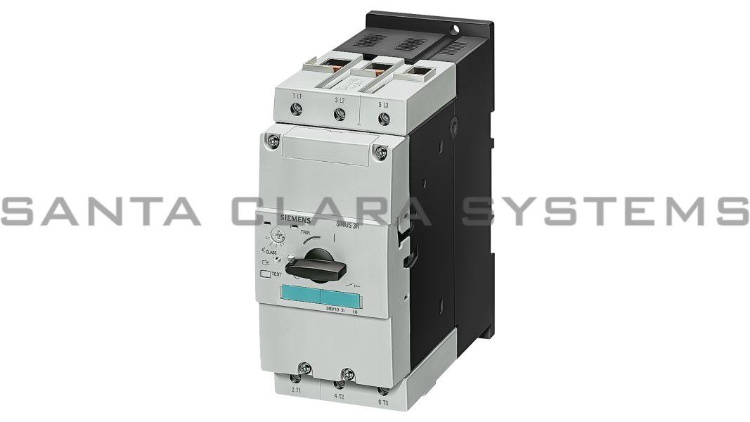 3rv1042 4mb10 Siemens Motor Starter Protector Sirius